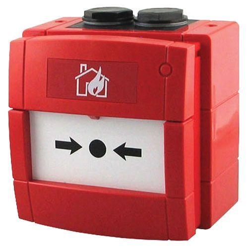 Accesoriu detectie incendiu Cofem Buton apelare manual PUCIP, Protectie IP67