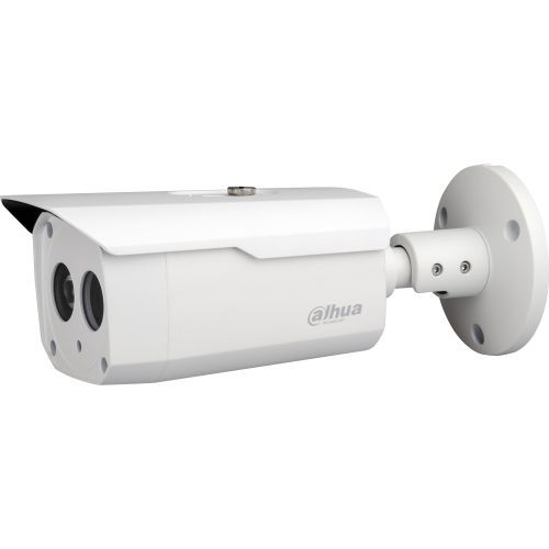 Camera de supraveghere Dahua HAC-HFW1100B, HD-CVI, Bullet, 1MP, 3.6mm, EXIR 1 LED Array, IR 50m, D-WDR, Rating IP67, Carcasa aluminiu