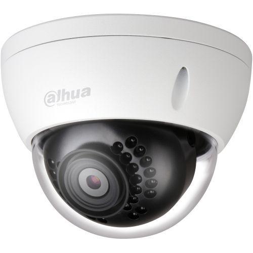 Camera de supraveghere Dahua HAC-HDBW1100E, HD-CVI, Dome, 1MP, 3.6mm, 24 LED, IR 30m, D-WDR, Antivandal, Rating IP67, Carcasa aluminiu