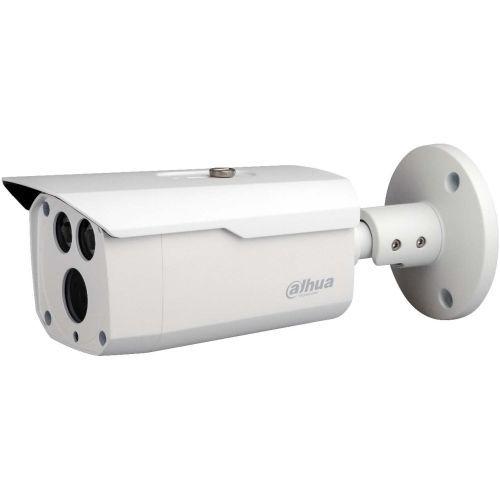 Camera de supraveghere Dahua HAC-HFW2120D, HD-CVI, Bullet, 1MP, 3.6mm, EXIR 2 LED Arrays, IR 80m, D-WDR, Rating IP67, Carcasa metal