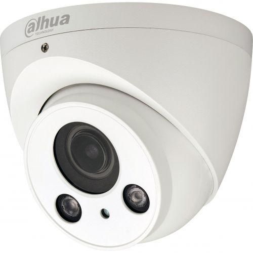 Camera de supraveghere Dahua HAC-HDW2221R-Z, HD-CVI, Dome, CMOS 2MP, 2.7 - 12mm, EXIR 2 LED Array, IR 60m, True WDR, Carcasa aluminiu