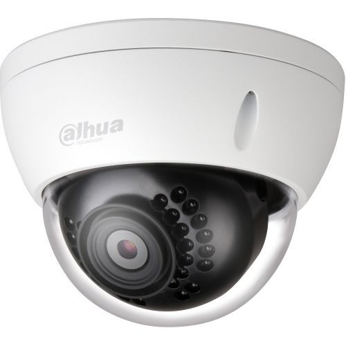 Camera de supraveghere Dahua HAC-HDBW2221E, HD-CVI, Dome, 2MP, 3.6mm, 24 LED, IR 30m, WDR 120dB, Antivandal, Rating IP67, Carcasa aluminiu