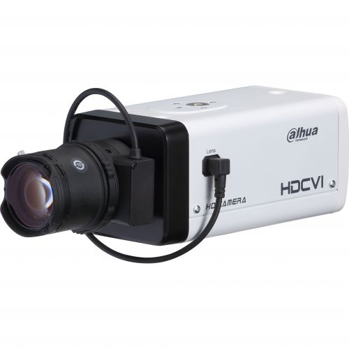 Camera de supraveghere Dahua HAC-HF3220E, Box, HD-CVI, CMOS 2.4MP