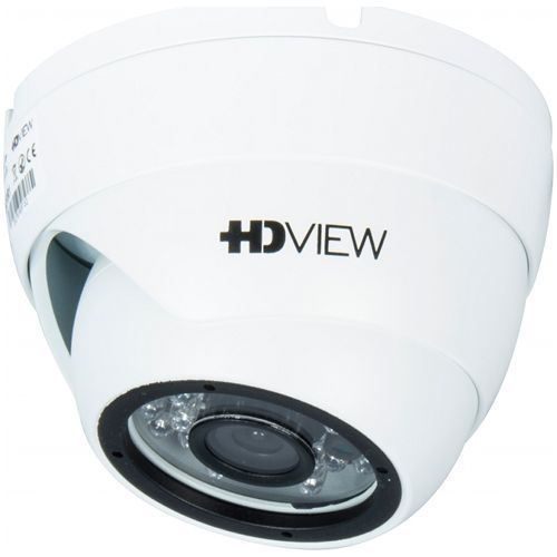 Camera Analogica HD VIEW AHD-2SFIR1, 4-in-1, Dome, 2MP 1080p,  CMOS Sony 1/2.9 inch, 3.6mm, 24 LED, IR 20m, Carcasa metal