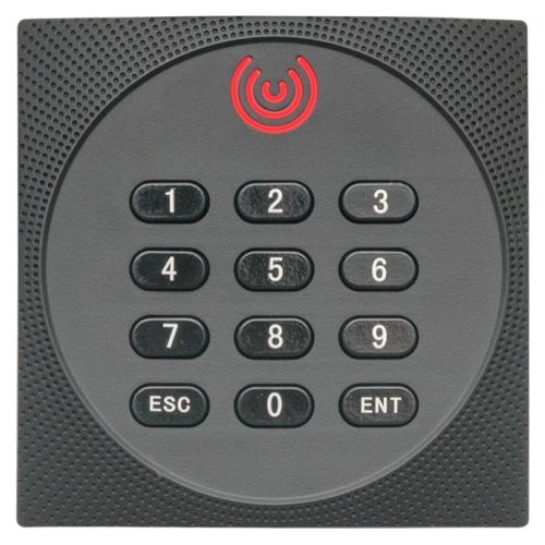 Cititor ZKTeco KR-602M, Card Mifare 13.56MHz, Cu tastatura