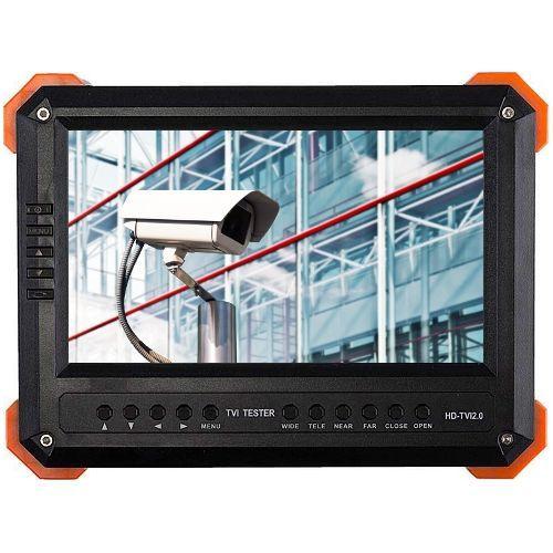 Accesoriu supraveghere Hikvision Tester Analog/HD-TVI X41T, Ecran LCD 7.0 inch