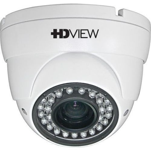Camera de supraveghere HD VIEW AHD-2SMIR2, 4-in-1, Dome, 2MP 1080p,  CMOS Sony 1/2.9 inch, 2.8-12mm, 36 LED, IR 30m, Zoom motorizat, Carcasa metal