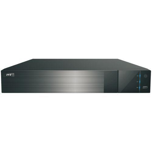 DVR TVT TD-2732TC-C, TVI/AHD/CVI, 32 canale, REC 1080p, 4x SATA