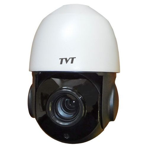 Camera IP TVT TD-9637E2, Speed Dome, H.265, 3MP 1080P@25fps,  CMOS 1/2.8 inch, 5.5 - 88mm, IR 50m, carcasa metal