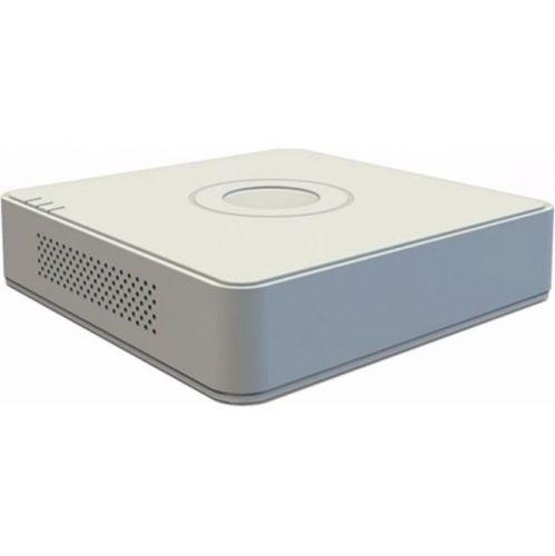 DVR Hikvision DS-7104HGHI-F1, Tribrid (TVI, AHD, CVBS), 4 canale