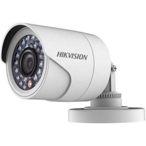 Camera Supraveghere Analogica Hikvision DS-2CE16C0T-IRP, TVI, Bullet, 1MP, 6mm, 24 LED, IR 20m