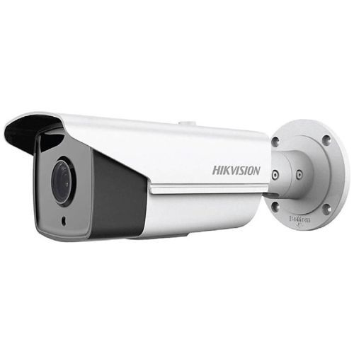 Camera de supraveghere Hikvision DS-2CE16D0T-IT5, TVI, Bullet, 2MP, 6mm, EXIR 1 LED Array, IR 80m