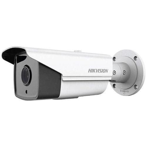 Camera de supraveghere Hikvision DS-2CE16D0T-IT5, TVI, Bullet, 2MP, 8mm, EXIR 1 LED Array, IR 80m
