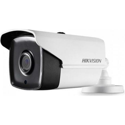 Camera Supraveghere Analogica Hikvision DS-2CE16F1T-IT3, TVI, Bullet, 3MP, 12mm, EXIR 1 LED Array, IR 40m, UTC
