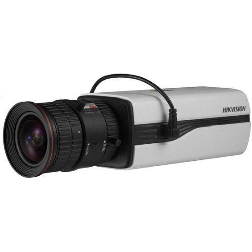 Camera Analogica Hikvision DS-2CC12D9T-E, TVI/CVBS, Box, 2MP, C/CS Mount, WDR 120dB, Motion Detection, HSBLC, UTC, PoC, Alarm I/O