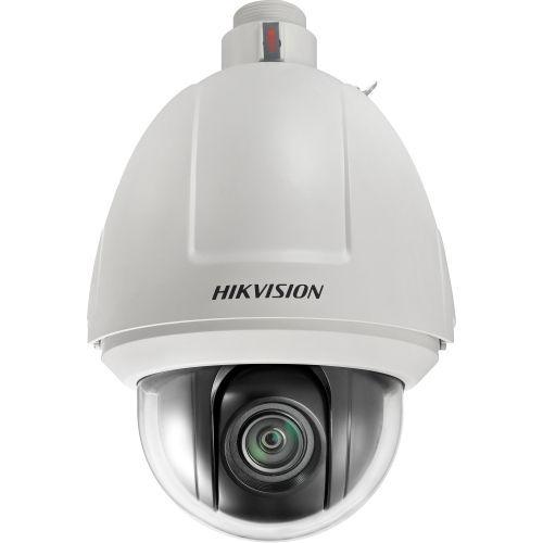 Camera Supraveghere Analogica Hikvision DS-2AF5037-A, CVBS, Speed Dome, 700 TVL, 3.2-118.4mm, Zoom optic 37x, Antivandal IK10, Rating IP66, Alarm I/O, Heater