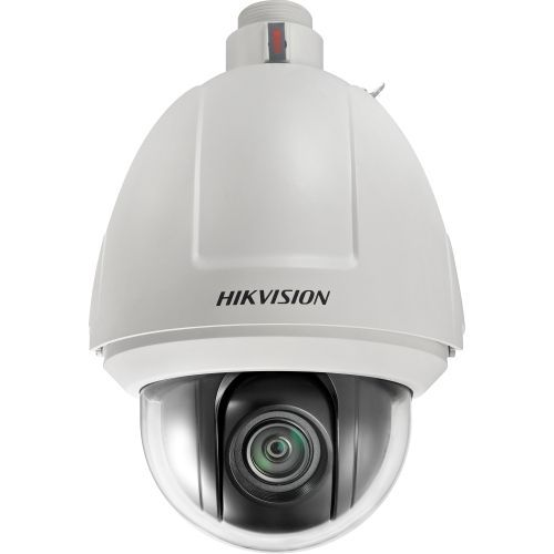 Camera de supraveghere Hikvision DS-2AF5037-A, CVBS, Speed Dome, 700 TVL, 3.2-118.4mm, Zoom optic 37x, Antivandal IK10, Rating IP66, Alarm I/O, Heater