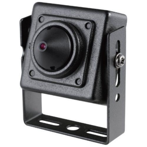 Camera Analogica Hikvision DS-2CC51A2P-DG1, CVBS, Pinhole, 700 TVL, 3.7mm, Sony CCD, Super Low Illumination, Recomandat pentru ATM-uri