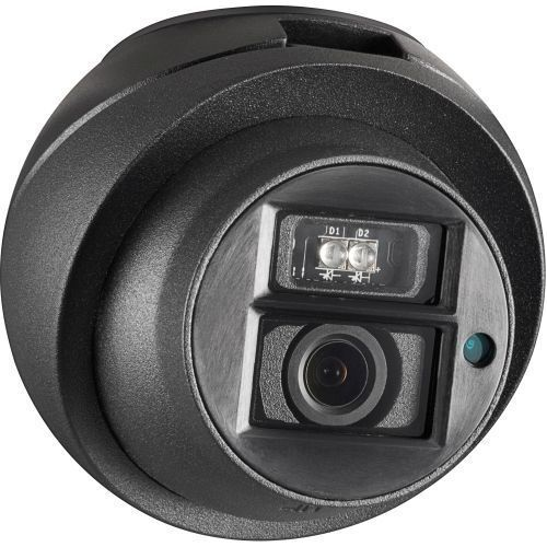 Camera de supraveghere Hikvision DS-2CS58C0T-ITS, TVI, Mobile Dome, 1MP, 2.1mm, EXIR 1 LED Array, IR30m, Microfon, Aviation Port, Design anti-vibratii