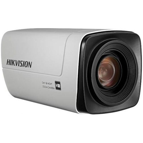 Camera Analogica Hikvision DS-2ZCA3604P, CVBS, Zoom Box, 700 TVL, 3.3-119mm, Zoom optic 36x, Motion Detection, Auto iris, EIS, Low illumination