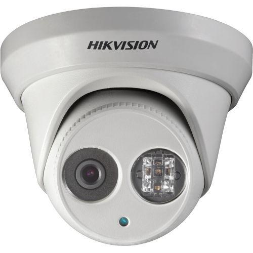 Camera IP Hikvision DS-2CD2312-I, IP, Dome, 1.3MP, 4mm, EXIR 1 LED Array, IR 30m, D-WDR, H.264, ROI, Motion Detection, PoE .3af, Mirror
