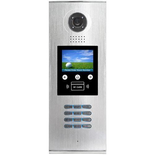 DMR18S/ID-F, Ecran TFT 3.5 inch, Camera color, Cititor ID si/sau tag