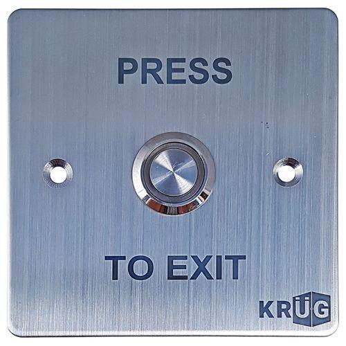 Accesoriu control acces KrugTechnik Buton iesire KMB886LG