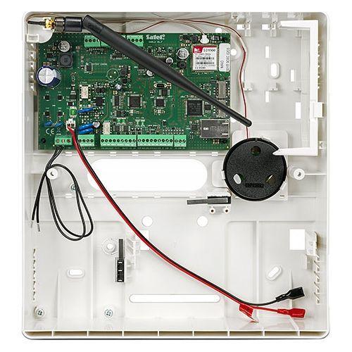 Kit antiefractie Satel Versa IP, 4 zone + Antena + Sirena piezo + Cutie