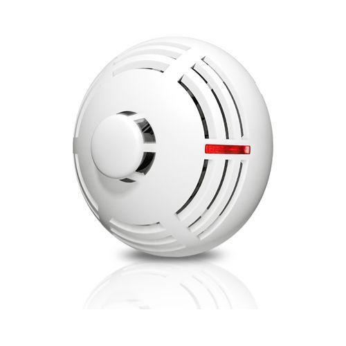 Detector si senzor de miscare Satel MSD-300, Fum, Wireless