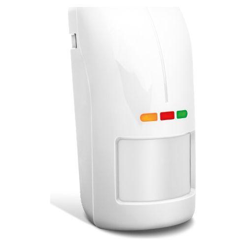 Detector si senzor de miscare Satel OPAL PLUS, Tehnologie duala PIR/MW, exterior