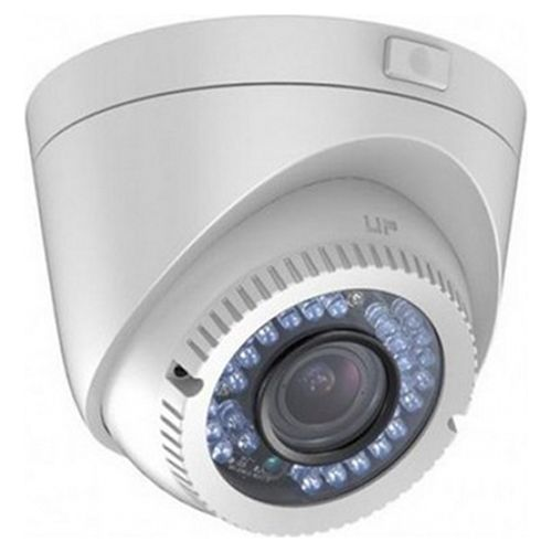 Camera Analogica Hikvision DS-2CE56D0T-VFIR3F, 4-in-1, Dome, 2MP, 2.8 - 12mm, IR 40m