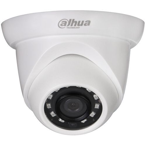 Camera de supraveghere Dahua IPC-HDW1320S, Dome, CMOS 3MP, 2.8mm, 18 LED, IR 30m, PoE, Rating IP67