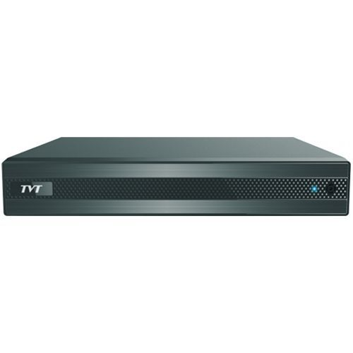 DVR TVT TD-2104TS-C, Hibrid (AHD/TVI/CVI/CVBS/IP), 2MP 1080P, 4 canale + 1 IP, playback 4 canale, Audio,  1 x SATA