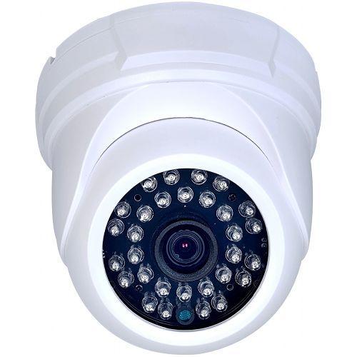 Camera Analogica OEM RLG-D1FM3, AHD, Dome, 1MP 720p, CMOS OV 1/4 inch, 3.6mm, 30 LED, IR 30m, Carcasa plastic [No Logo]