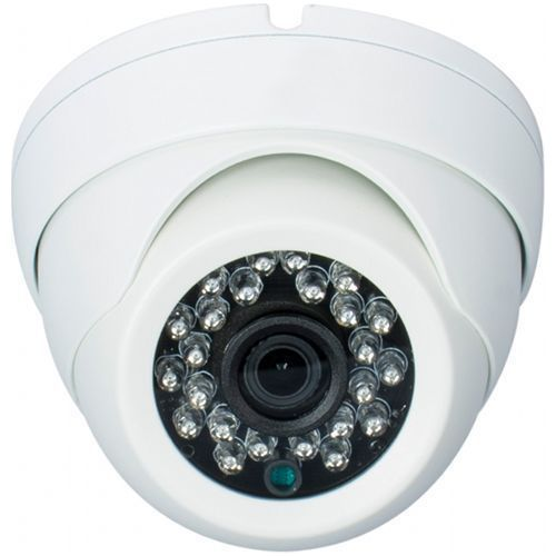 Camera de supraveghere OEM RLG-D1FM2, AHD, Dome, 1MP 720p, CMOS OV 1/4 inch, 3.6mm, 24 LED, IR 20m, Carcasa Metal [No Logo]