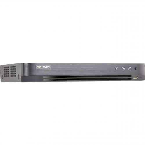 DVR Camera Supraveghere DS-7208HQHI-K1, Hibrid, 8 canale