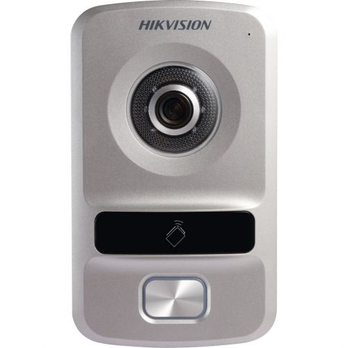 Post exterior videointerfon DS-KV8102-IP, Camera 1.3MP, Retea, IP65
