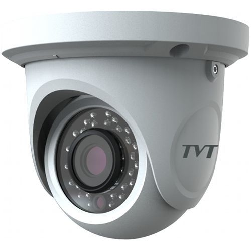 Camera de supraveghere TVT TD-7524AS(D/IR1), 4 IN 1, Dome, 2MP 1080P, CMOS 1/3.6 inch, 2.8 mm, 24 LED, IR 20M, Carcasa metal