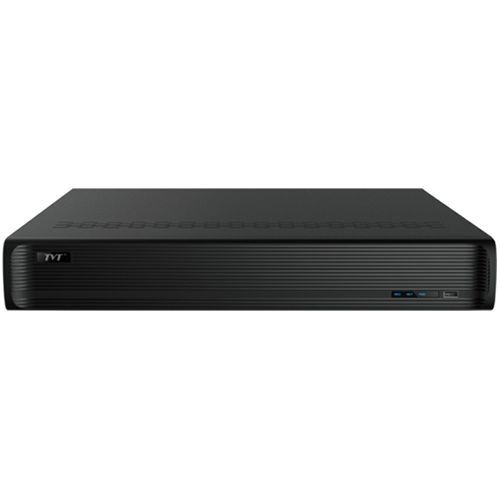 NVR Camera Supraveghere TVT TD-3332H4, H.265 4K, 32 canale, Max. 8MP, 1080P@25fps, 4 x SATA