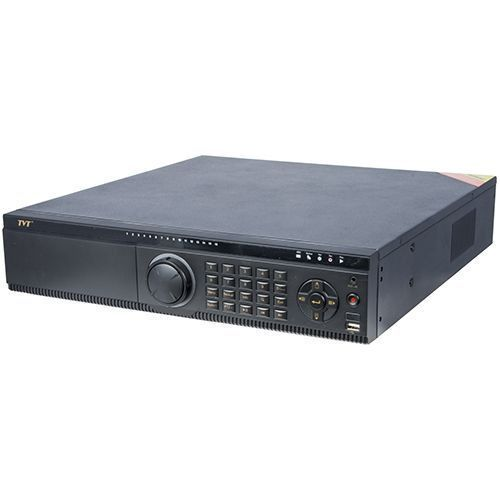 NVR Camera Supraveghere TVT TD-3532H8-16P, H.265 4K, 32 canale, Max. 8MP, 1080P@25fps, 8 x SATA, 16 x PoE, ATX