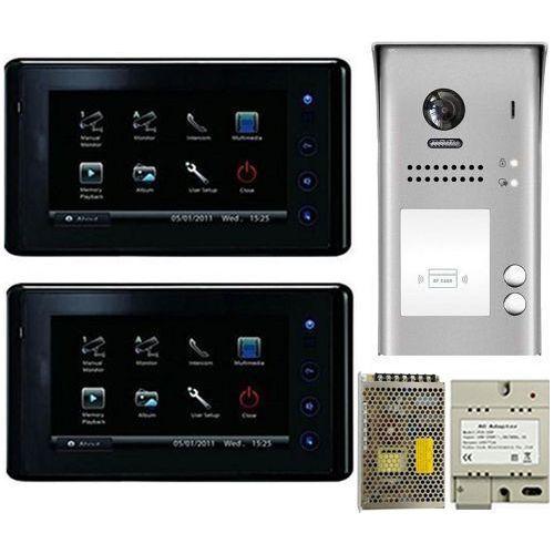 Kit Videointerfon V-tech DT27S2, doua fire,  pentru doua familii