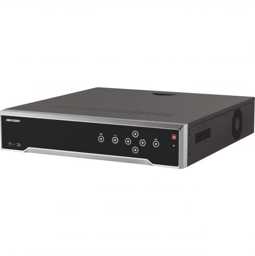 NVR Hikvision DS-7716NI-K4/16P, 16 canale, Maxim 8MP, 2 canale 4K, 16 porturi PoE