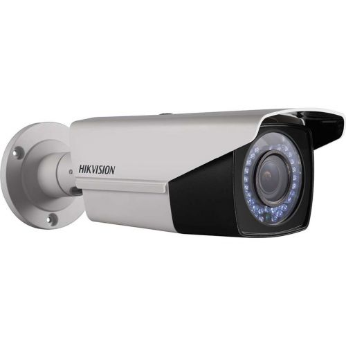 Camera Supraveghere Analogica Hikvision DS-2CE16D1T-VFIR3F, 4-in-1, Bullet, 2MP, 2.8-12mm, 36 LED, IR 40m, IP66