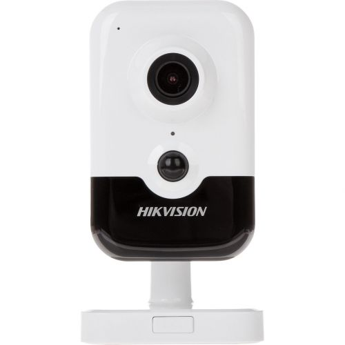 Camera IP Hikvision DS-2CD2455FWD-IW, Cube, 5MP, 2.8mm, EXIR, IR 10m, PIR 10m, WDR 120dB, Wi-Fi