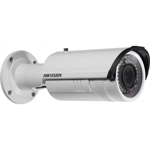 Camera de supraveghere Hikvision DS-2CD2652F-IZS, Bullet, 5MP, 2.8-12mm, IR 30m, IP66, Audio, Alarma, PoE