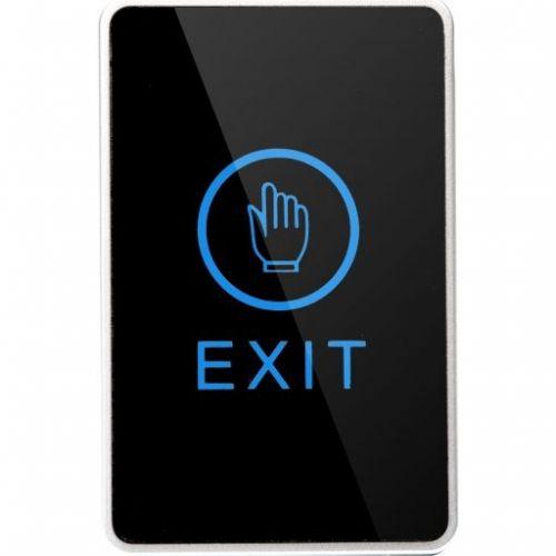 Accesoriu control acces YLI Buton de iesire aplicabil, plastic, touchscreen