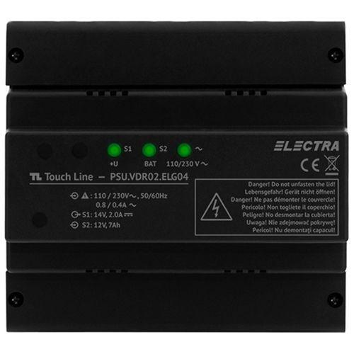 Accesoriu interfonie Electra Sursa alimentare 13.5V/2A, Ignifug