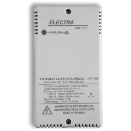 Accesoriu interfonie Electra Automat pentru iluminat API.11G