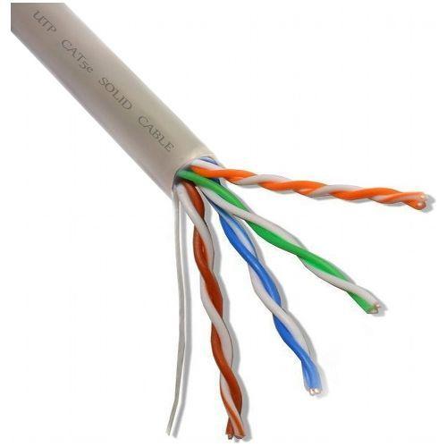 Accesoriu retelistica OEM Cablu FTP Cat 5e cu sufa, Lungime 1m
