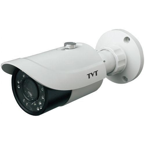 Camera IP TVT TD-9422S1HL(D/FZ/PE/IR2), Bullet, 2MP 1080P, CMOS 1/2.8'', 2.8-12mm, IR 20-30M, IP66, StarLight, Carcasa metal